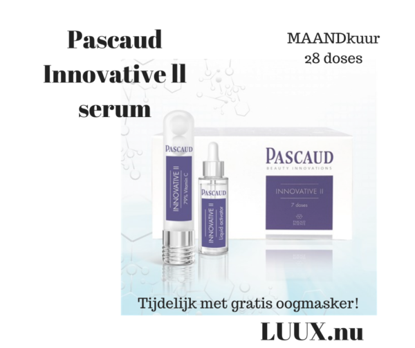 Pascaud Innovative ll serum 28 doses