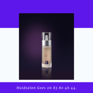 My Skincaud Code T Serum, Storing Pigment