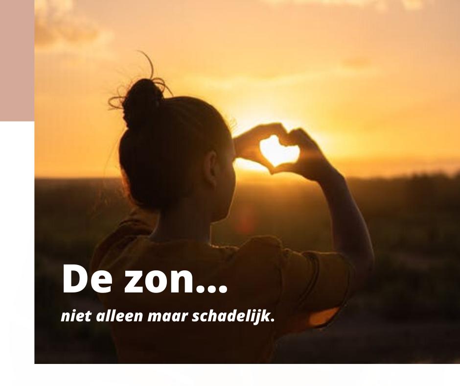 Voor- En Nadelen Van De Zon En Zijn Straling.