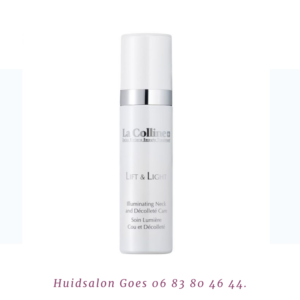 La Colline Lift & Light Neck Décolleté Care