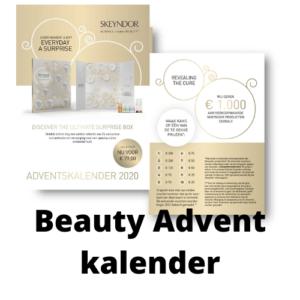 Skeyndor Adventkalender 1 + 1 Gratis!